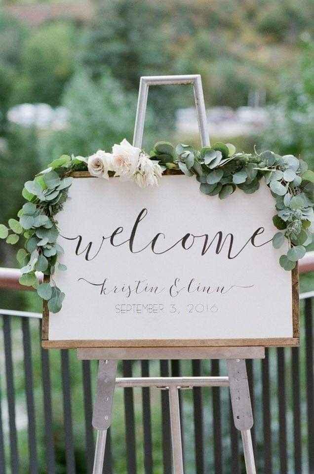 Ideas de decoración de boda en Jardín 11