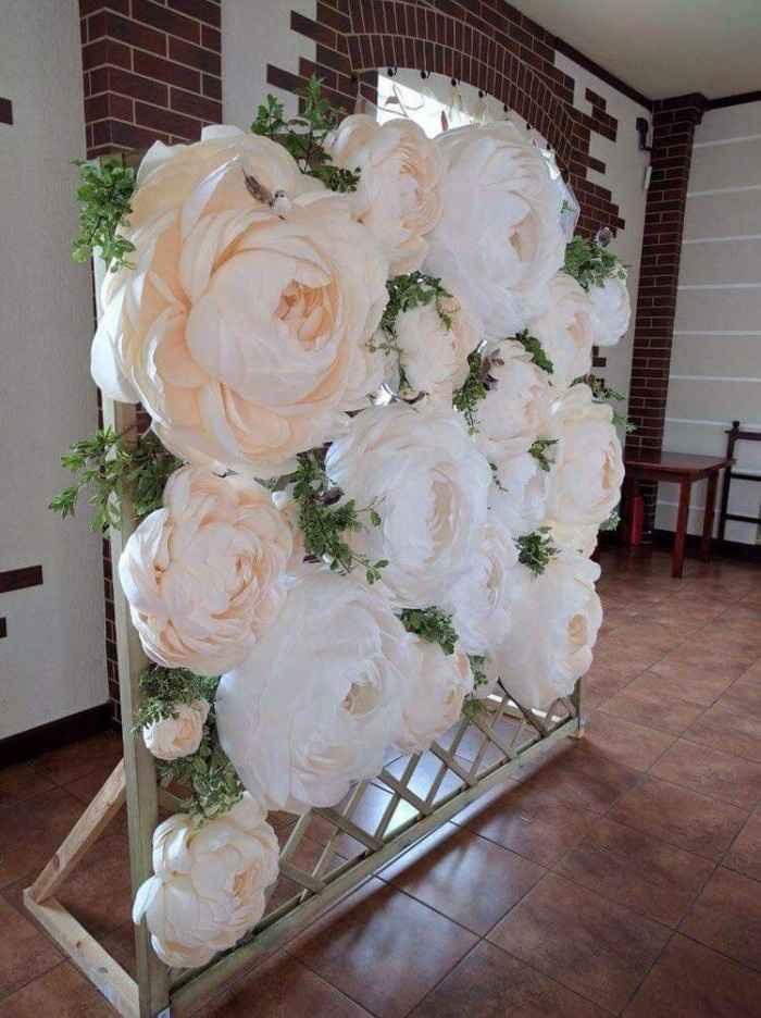 Ideas de decoración de boda en Jardín 17