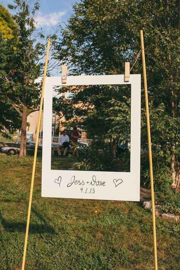 Ideas de decoración de boda en Jardín 22