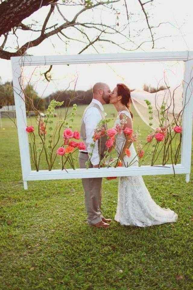 Ideas de decoración de boda en Jardín 25