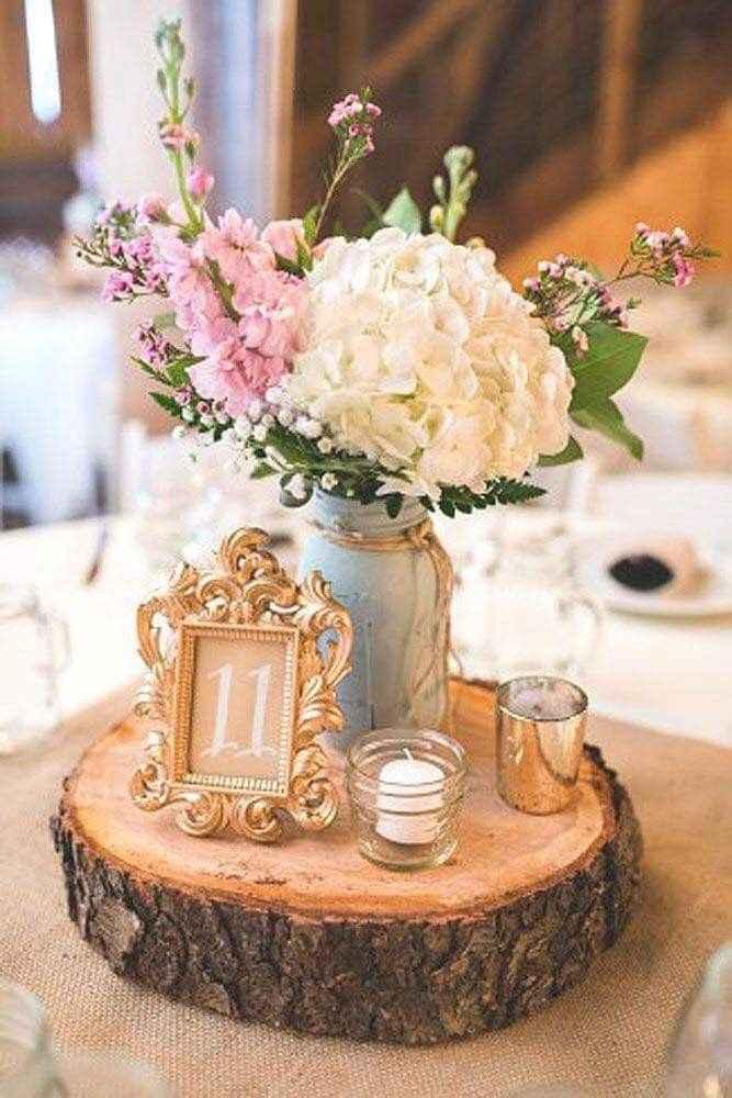 Ideas de decoración de boda en Jardín 29