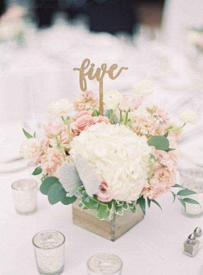 Ideas de decoración de boda en Jardín 30