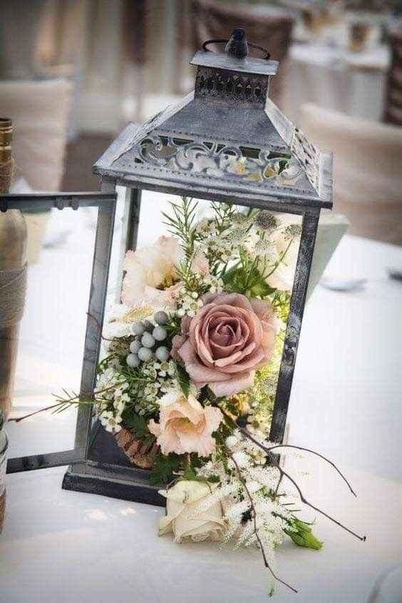 Ideas de decoración de boda en Jardín 31