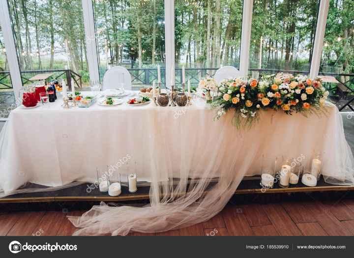 Ideas de decoración de boda en Jardín 39