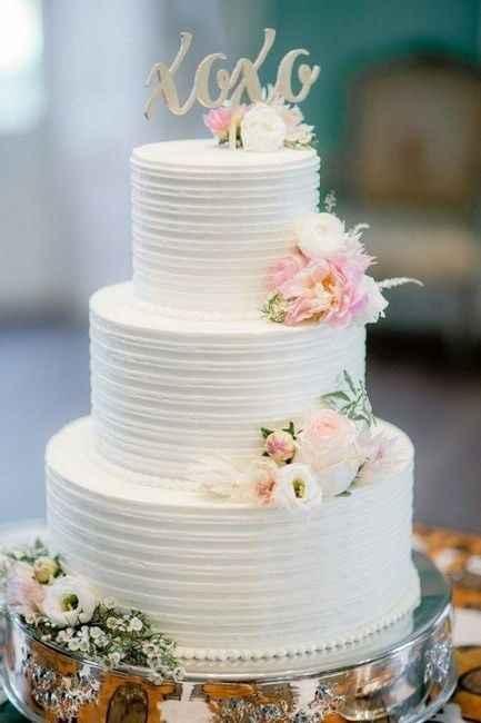 Pasteles es boda - 1