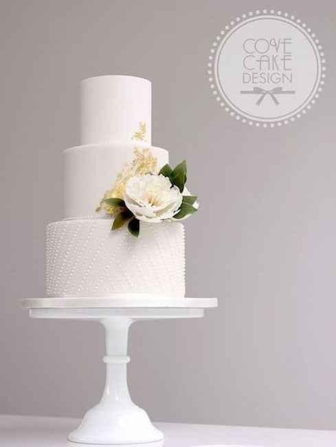 Pasteles es boda - 7