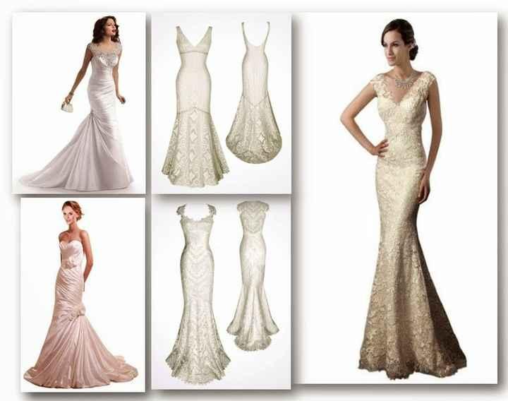 Cómo elegir el vestido correcto - 20