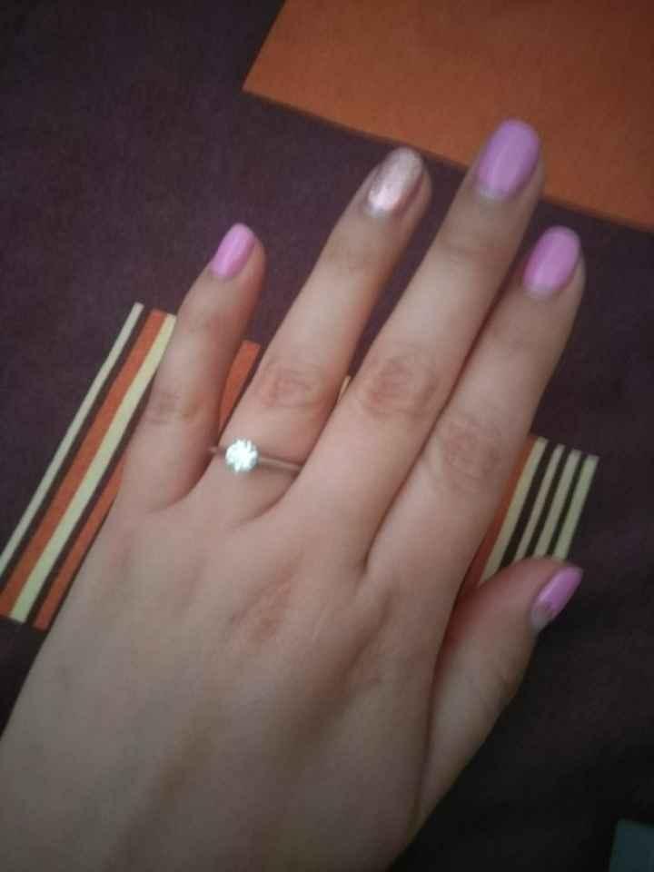 Muestren sus anillos chicas!! - 1