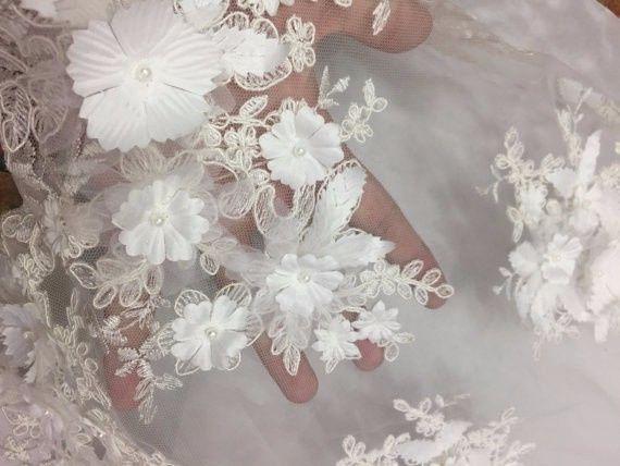 telas para los vestidos de novia - foro moda nupcial - bodas.mx