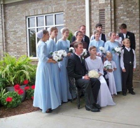 boda amish - foro organizar una boda - bodas.mx