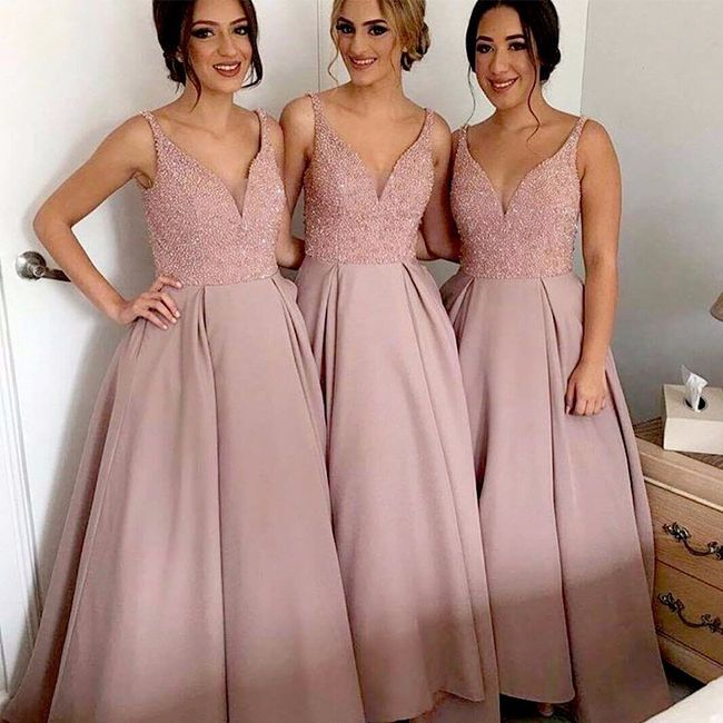 Vestidos de mis damas de honor !! - Foro Moda Nupcial - bodas.com.mx
