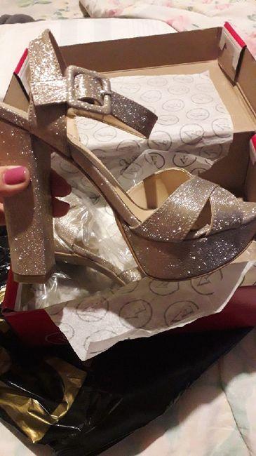 """Zapatos de """"no novia"""" - 1"""