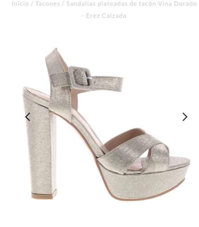 """Zapatos de """"no novia"""" - 3"""