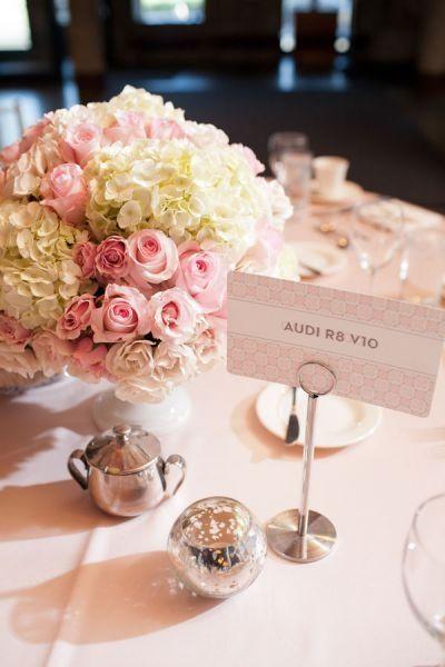 Idea facil para enumerar mesa de invitados foro - Cena para invitados facil ...