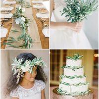 ideas con color olivo!