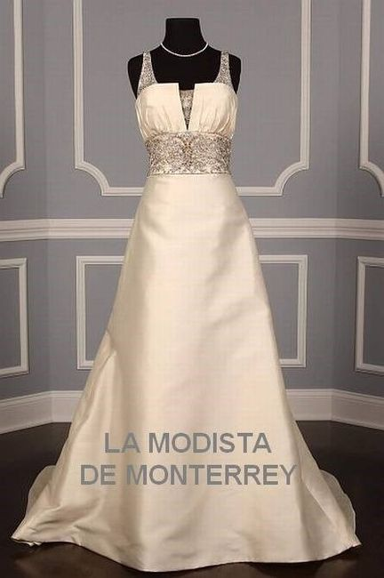 Costureras para vestidos de novia en monterrey