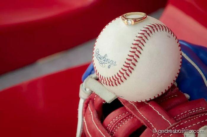 Mi Save the Date Baseball  - 3