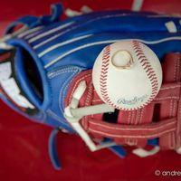 Mi Save the Date Baseball  - 4