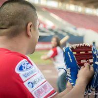 Mi Save the Date Baseball  - 6
