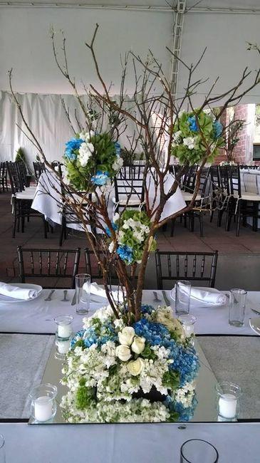 Centros de mesa de ramas secas foro manualidades para - Decoracion con ramas de arboles ...