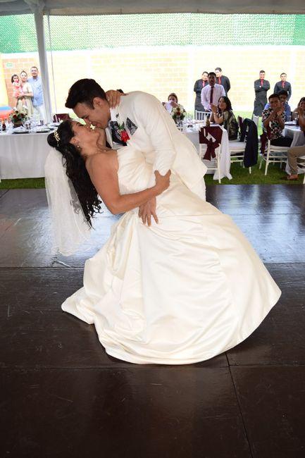 Comparte la foto favorita de tu boda 8