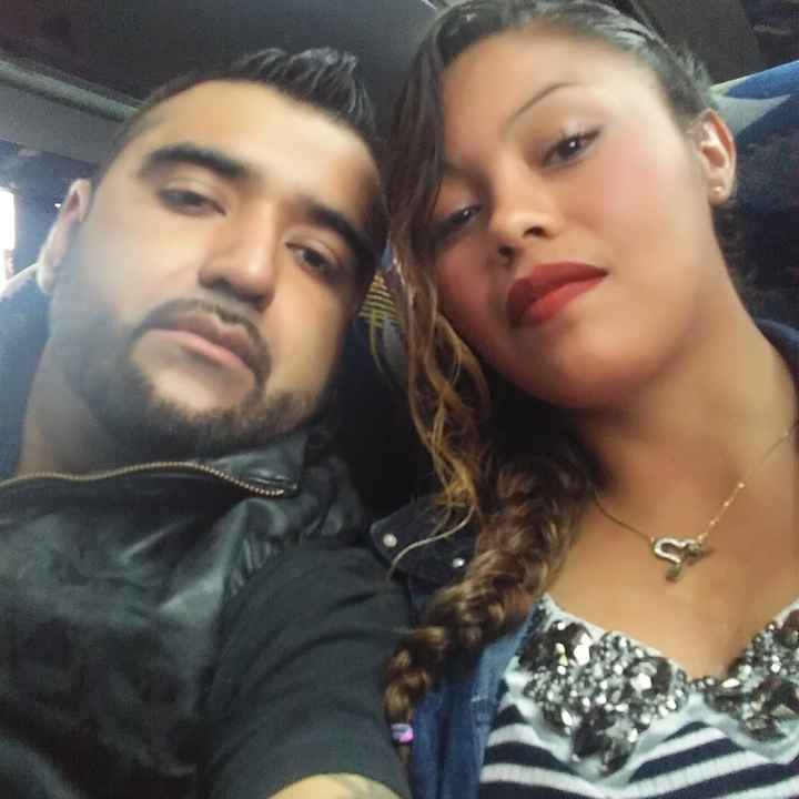 Novios que nos casamos el 24 de Diciembre de 2020 en Estado México - 1