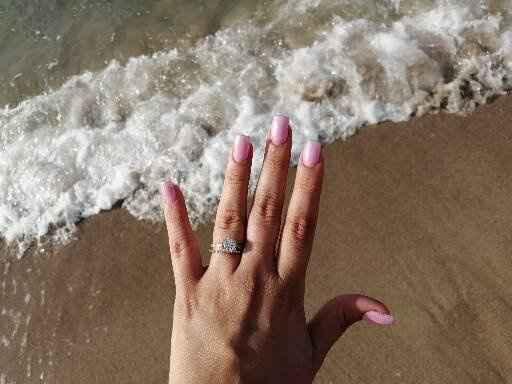 Por último... Muéstranos tu anillo 💍😍 - 1