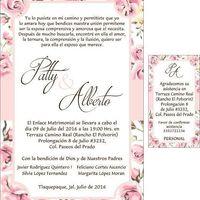 MIS HERMOSAS INVITACIONES