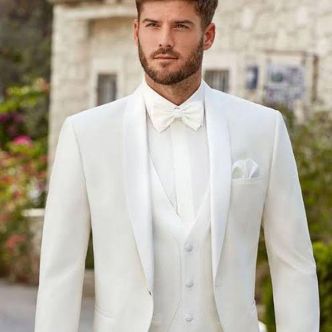 Recomendaciones traje de novio - 1