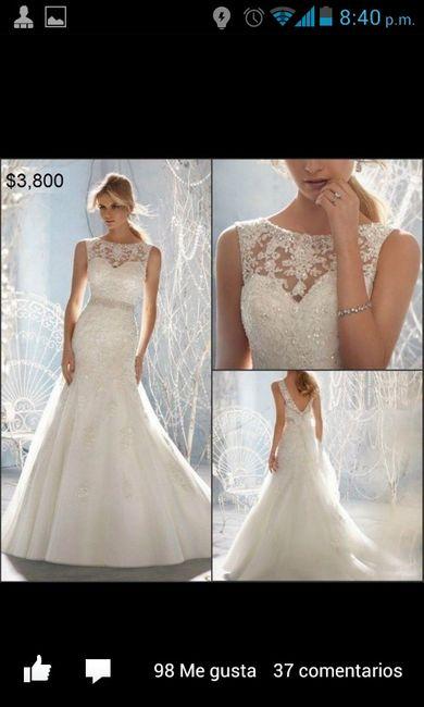 Vestidos de novia polanco horacio