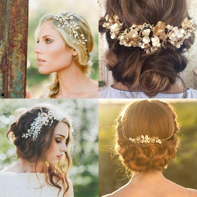Recomendaci n de peinado y maquillaje para boda en la - Peinado para boda de dia ...