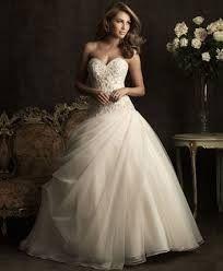 Origen de vestido de novia blanco