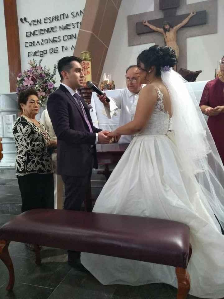 Novios que nos casamos el 7 de Septiembre de 2019 en Veracruz - 1
