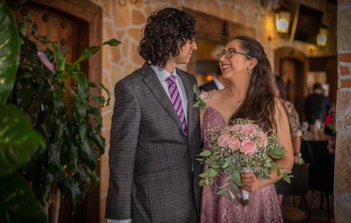 Mi boda civil en 21-nov-20 3