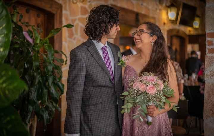 Mi boda civil en 21-nov-20 - 3