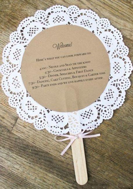Vota: ¿Harás alguna manualidad para tu boda? 5