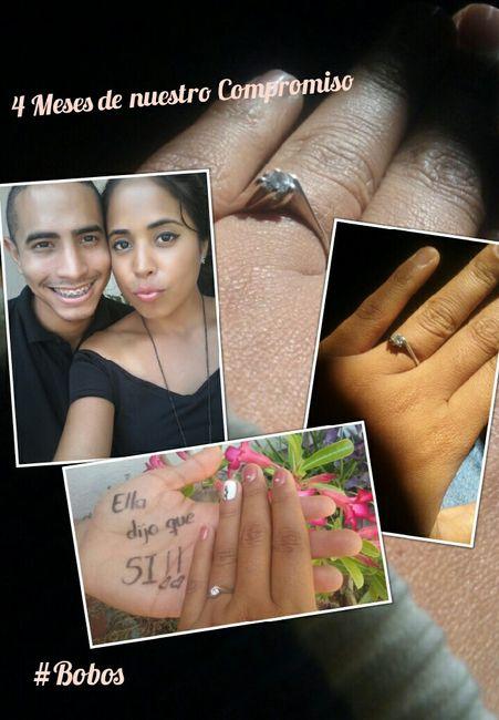 4 meses de nuestro Compromiso... - 1
