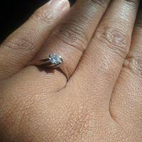 Este es mi anillo de Compromiso - 1