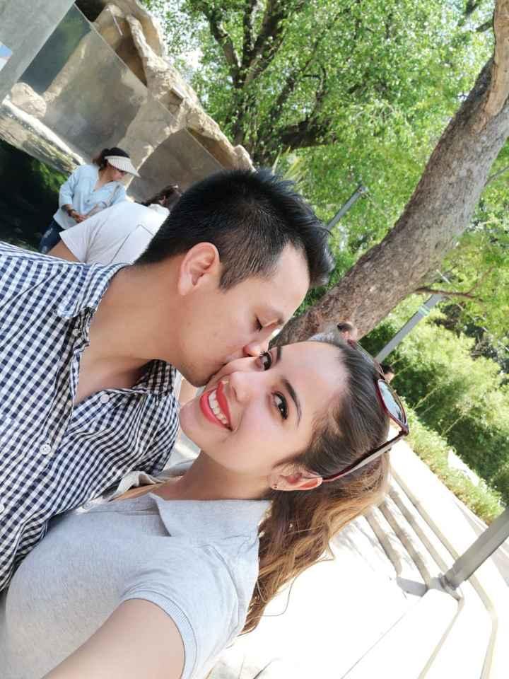 ¡Suban una foto de/con beso! 💋 - 1