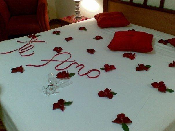 Adornar cuarto para mi novio imagui for Cuartos decorados para una noche de amor