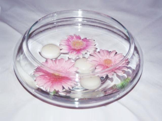 Centros de mesa peceras - Foro Banquetes - bodas.com.mx