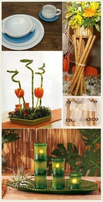 Decoracion con bambu foro organizar una boda - Foro decoracion ...