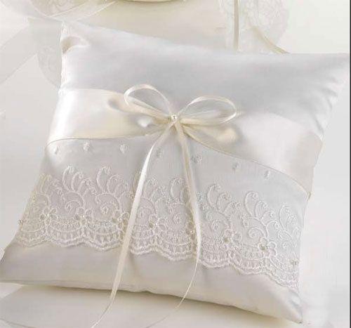 Cojines para arras anillos y reclinatorios foro moda - Cojines para cama matrimonio ...