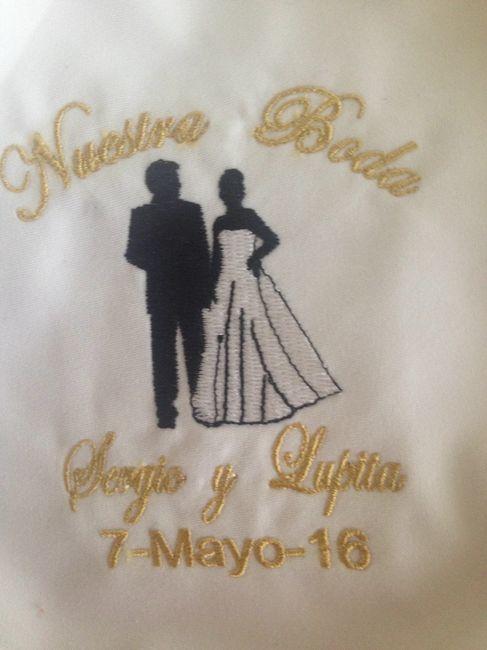 Servilletas para regalo foro manualidades para bodas - Manualidades regalo boda ...