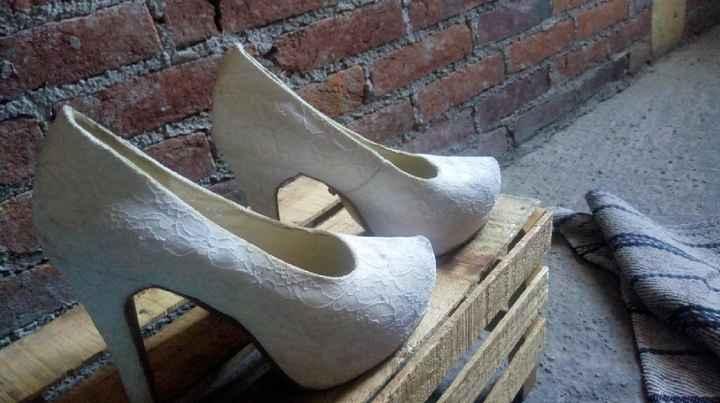 Tus zapatos: ¿tacón ancho o fino? - 1