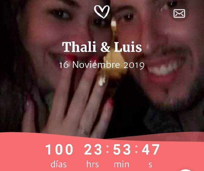 a 100 días, que emoción!! - 1