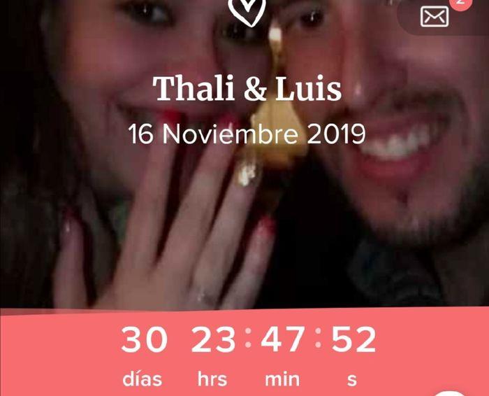 Falta un mes! - 1