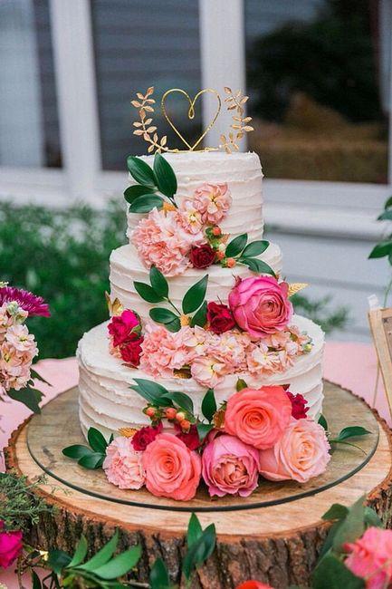 Pasteles Decorados Con Flores Foro Banquetes Bodascommx - Fotos-de-pasteles-decorados