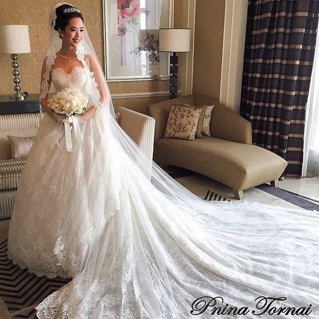 quién es tu diseñador de vestidos de novia favorito? - foro moda