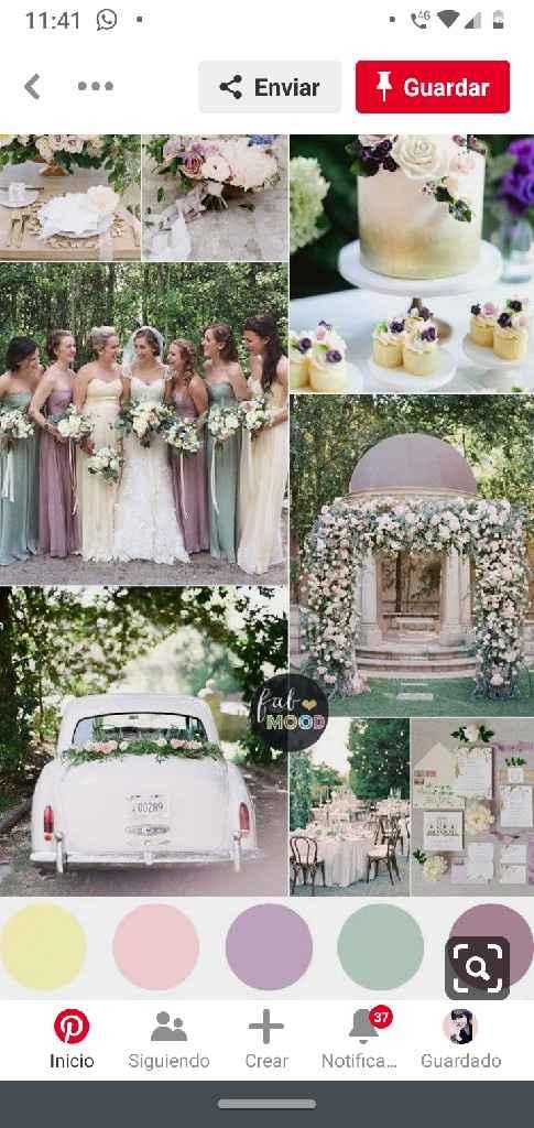 El color de la boda - 1